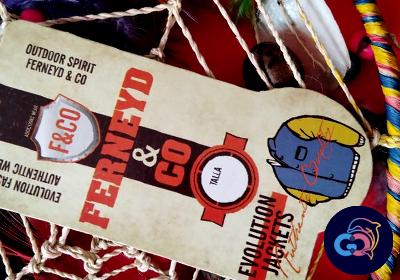 etiquetas impresas para ropa en bogota - global colombia hc