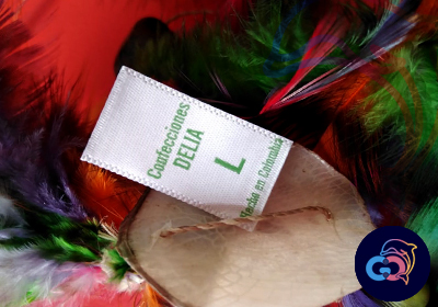 marquillas impresas para ropa en bogota - global colombia hc